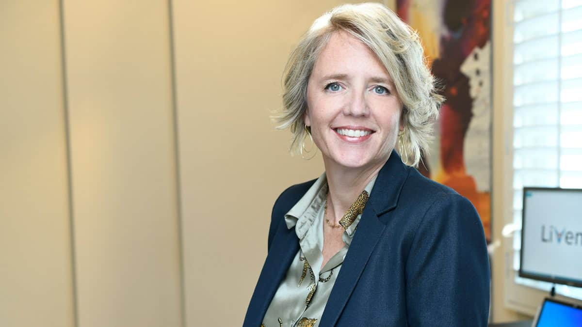 Danielle Dolloff VP of Business Development at Liventus