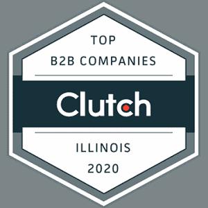 Clutch Top B2B Companies Illinois 2020