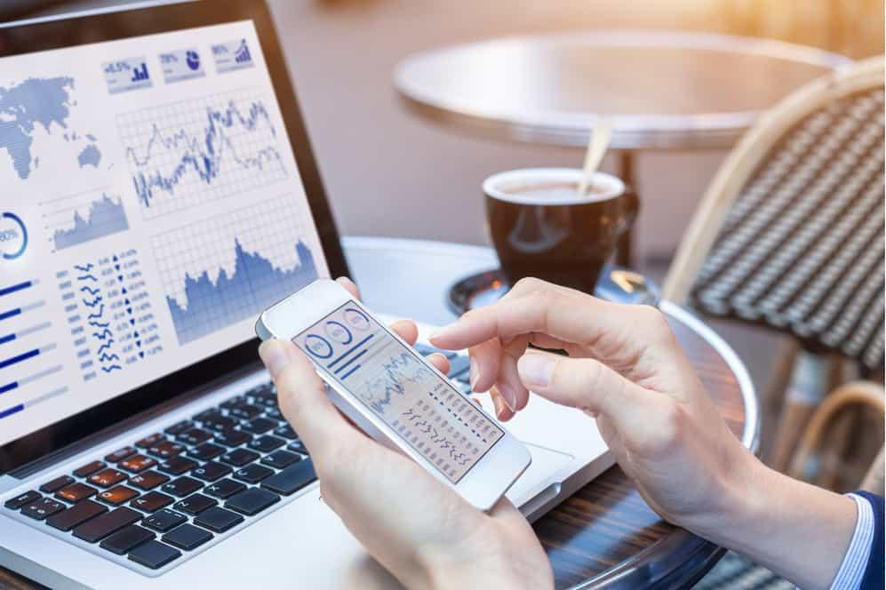 Fintech solutions desktop and mobile liventus
