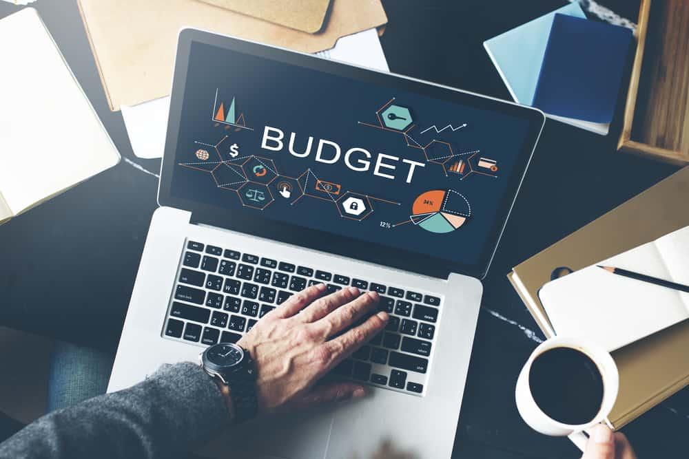 Budget Money Concept